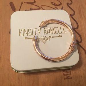 Kinsley Armelle Cuff Bracelet